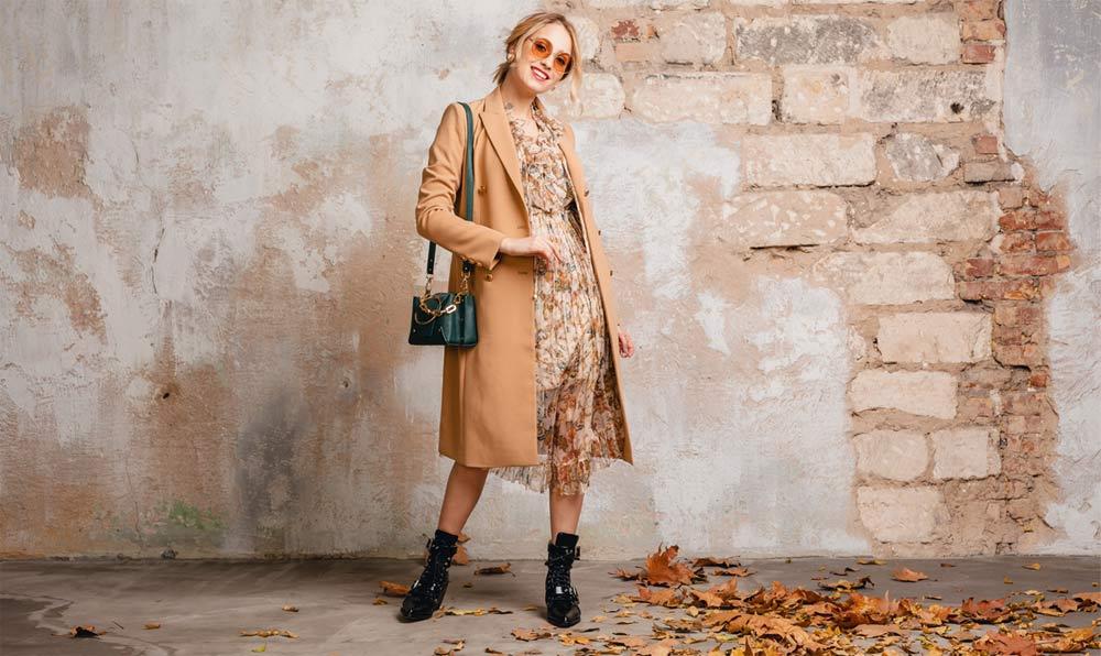 Най-модерните връхни дрехи за есен 2021 и зима 2022 - дамски палта, дамски якета, дамски шлифери, дамски манта от Ефреа.