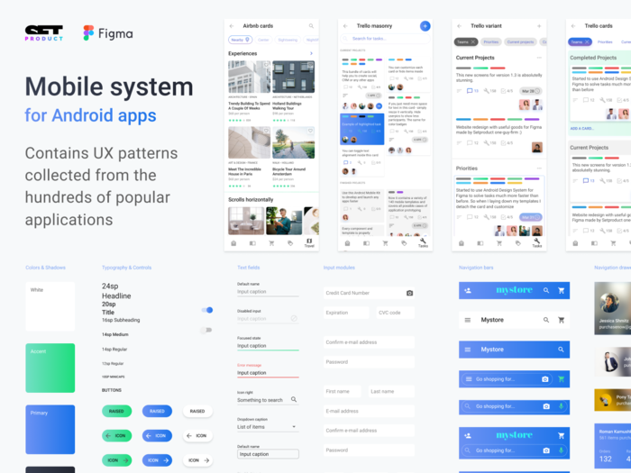 Figma Resources & UI Kits List – FigmaFiles com