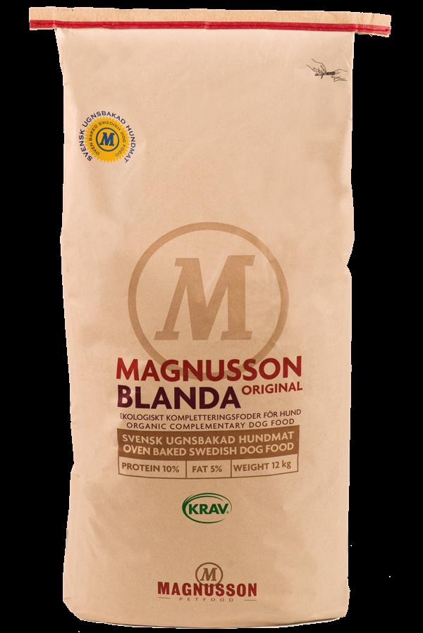 Magnusson Blanda