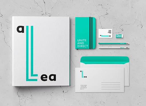 Айдентика, разработка системы визуальной идентификации бренда