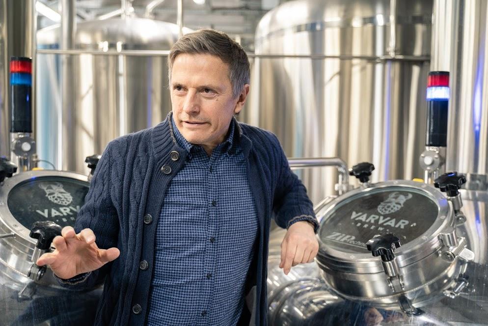 Василий Микулин, основатель «Varvar»