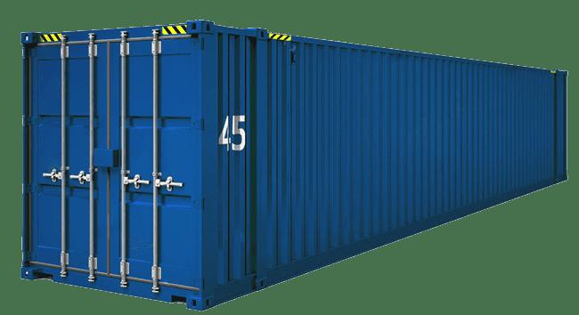 контейнер 45 футов