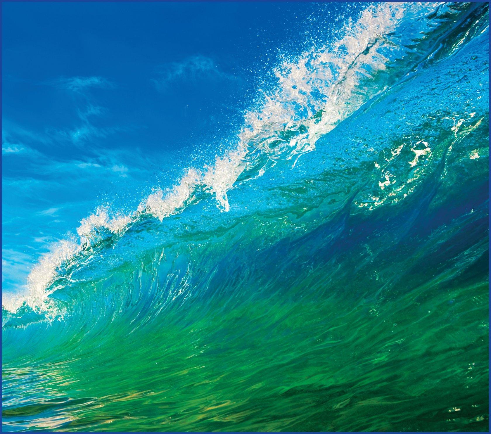 Анимационные картинки с морем волной