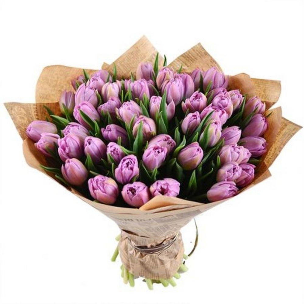 Картинки букет цветов из тюльпанов