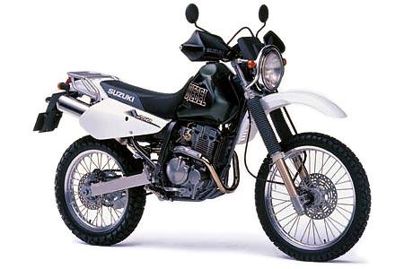 Suzuki Djebel200