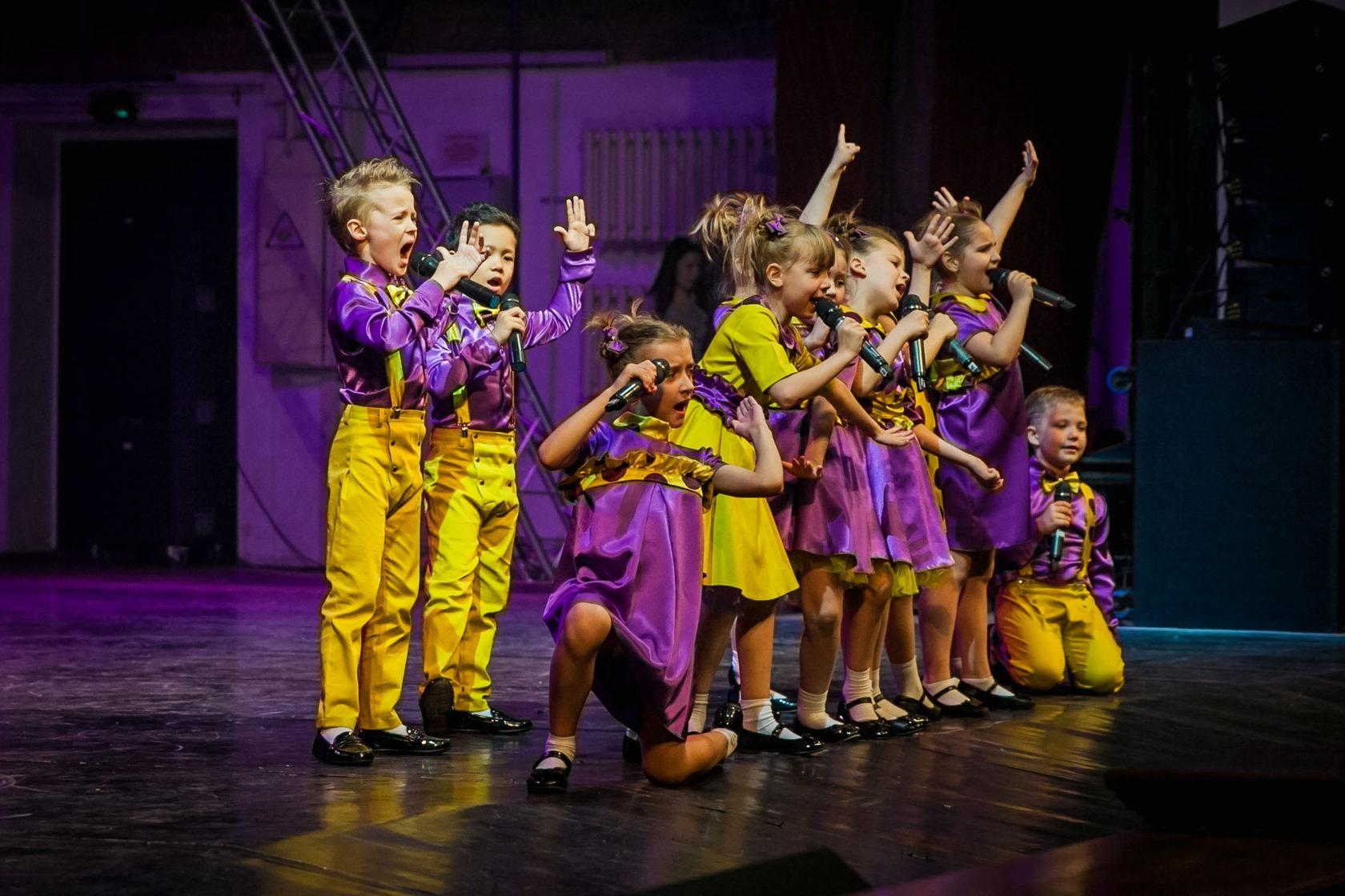 Школа танцев для детей приглашает на обучение детским танцам.