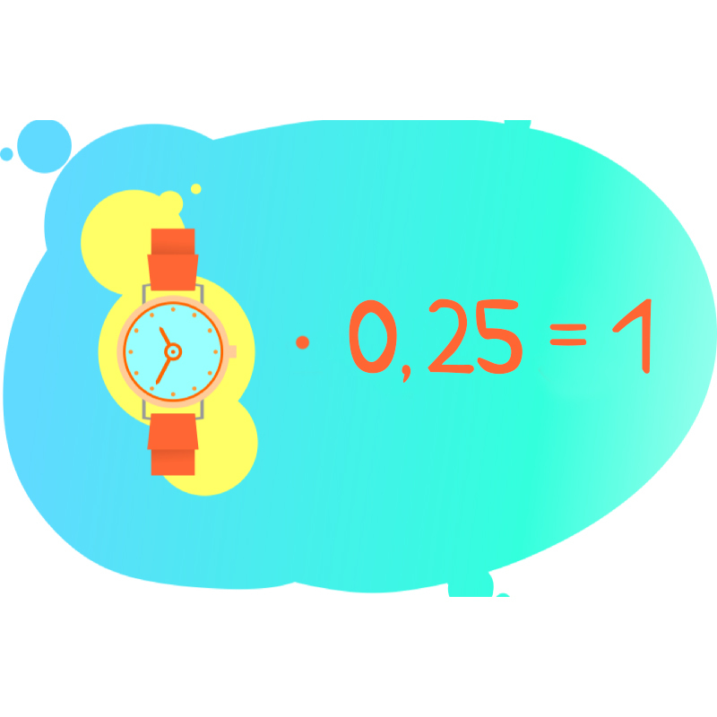 Пример уравнения с десятичными дробями