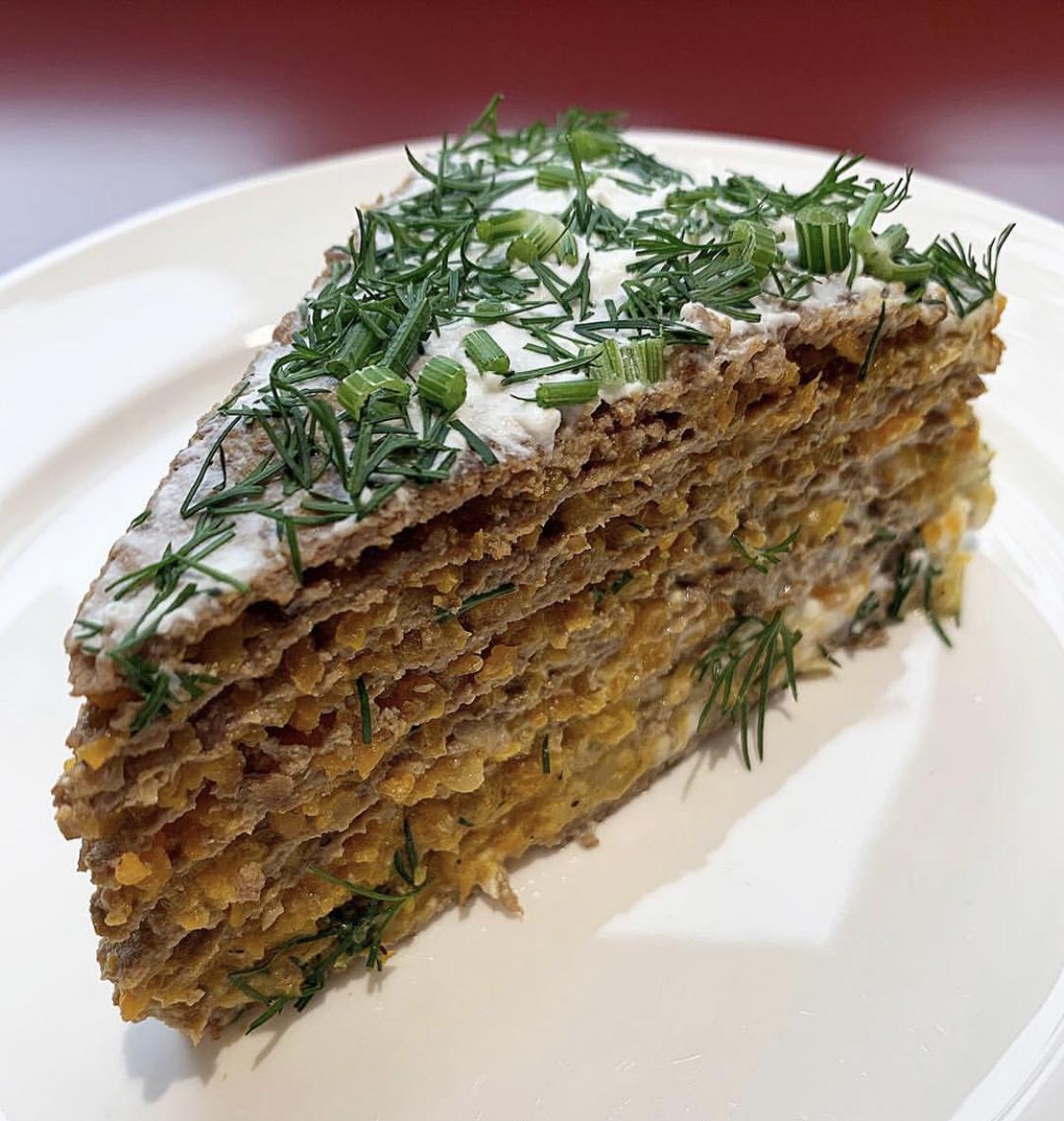переносной торт рецепт с фото приготовления