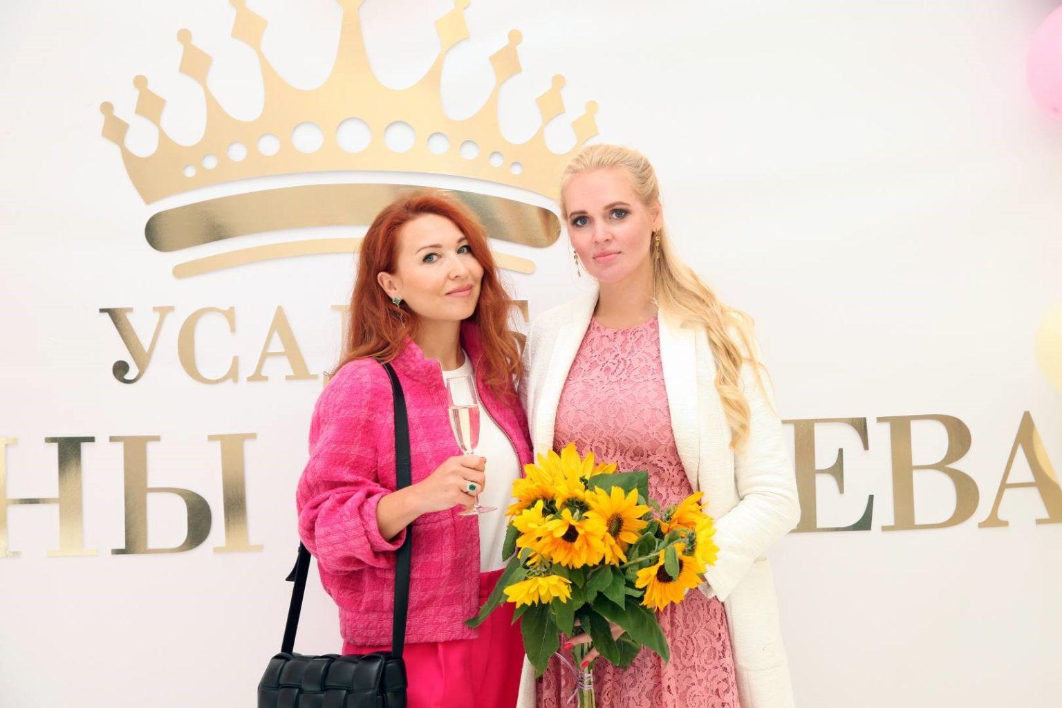 Елена Певзнер и Олеся Кожина-Бословяк