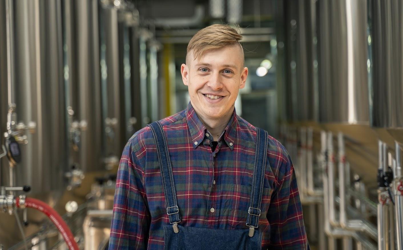 Антон Паламарчук, главный пивовар Varvar