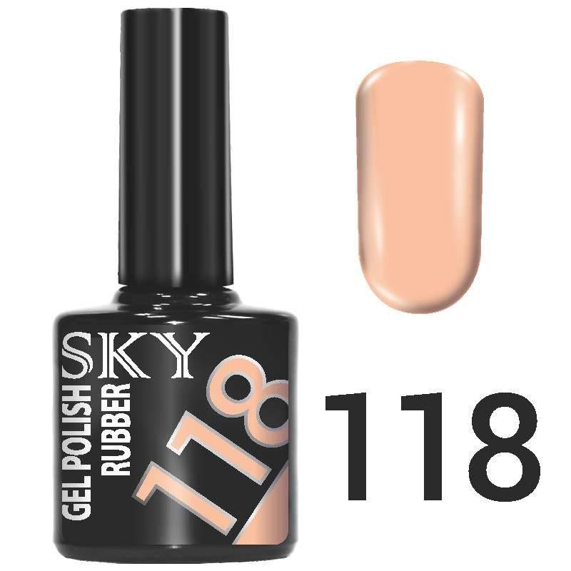 Sky gel №118