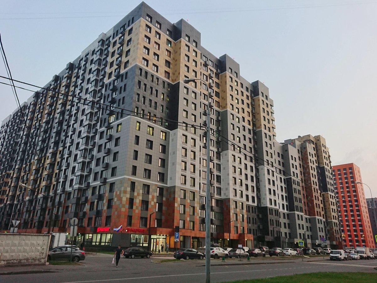 Приемка квартиры в ЖК «Влюблино»