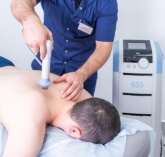 Лечение остеохондроза грудного отдела