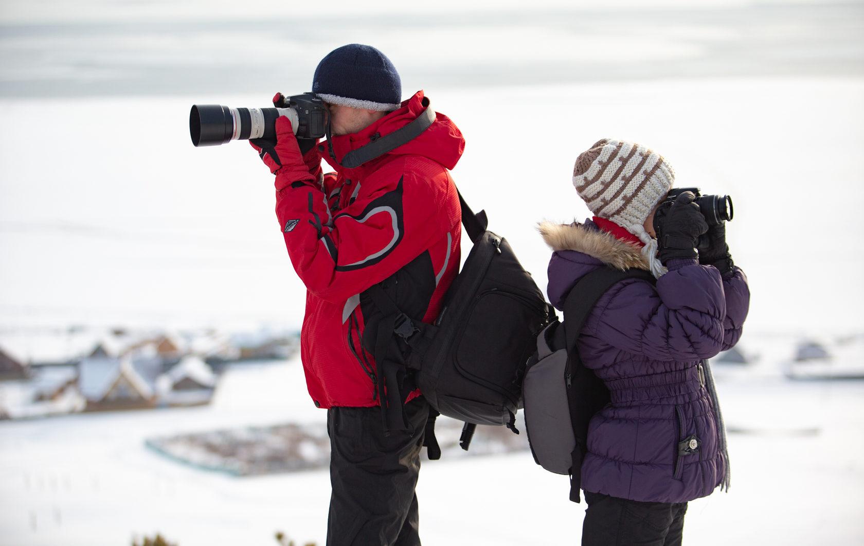курсы фотографа для начинающих тюмень солнечную