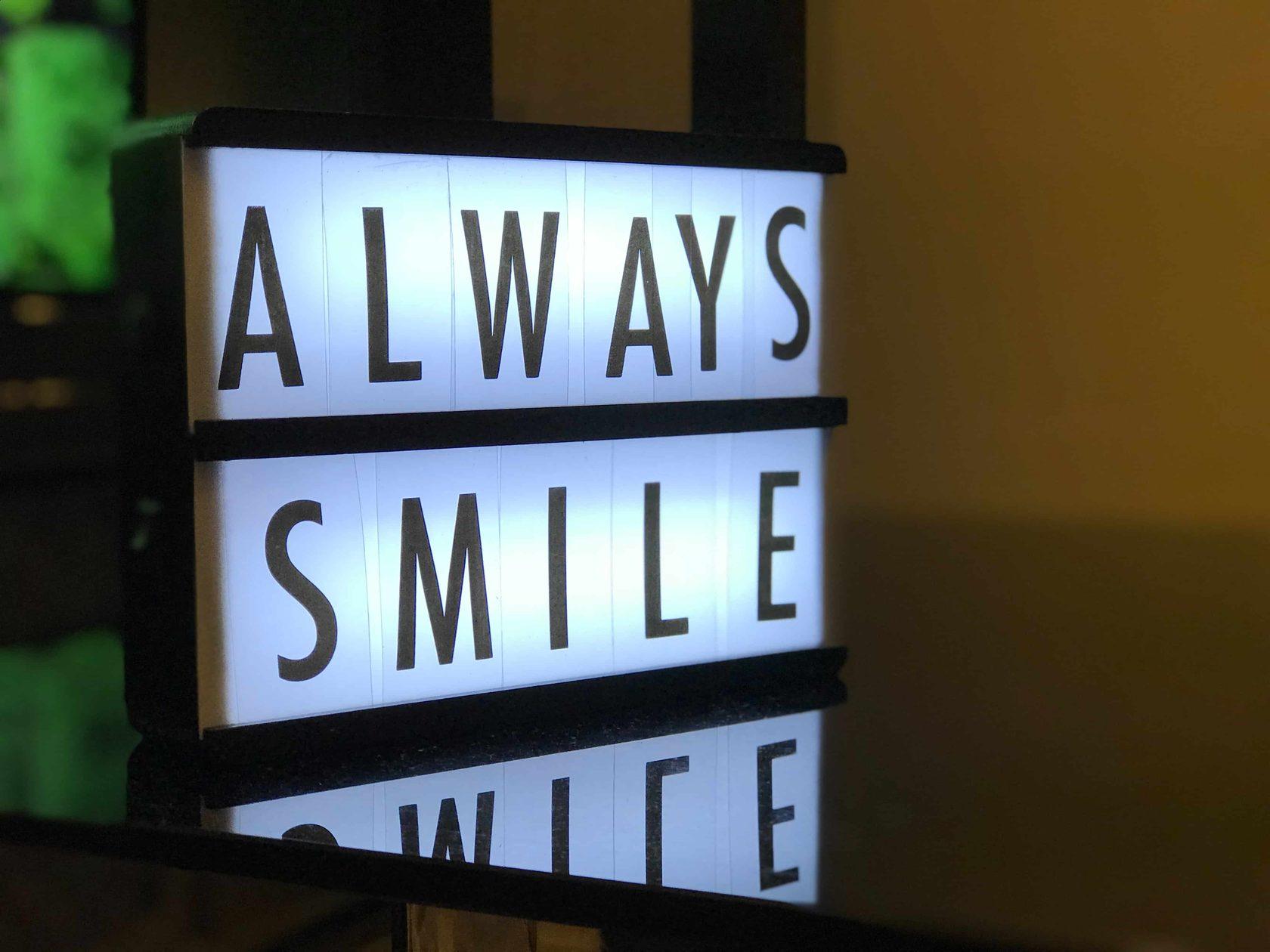 Лечение зубов и изменение внешности