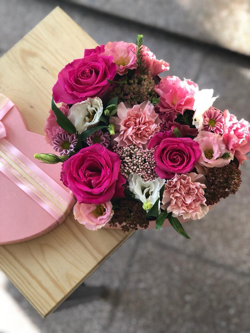 Букеты цветов в алматы, оквэд