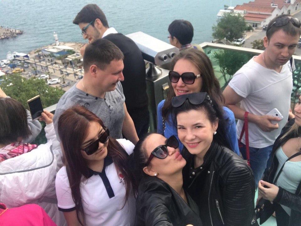работа в турции русским девушкам