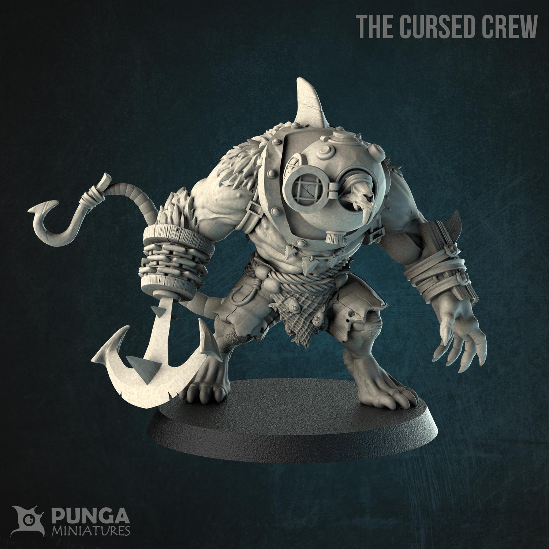 Cursed Rat Ogre