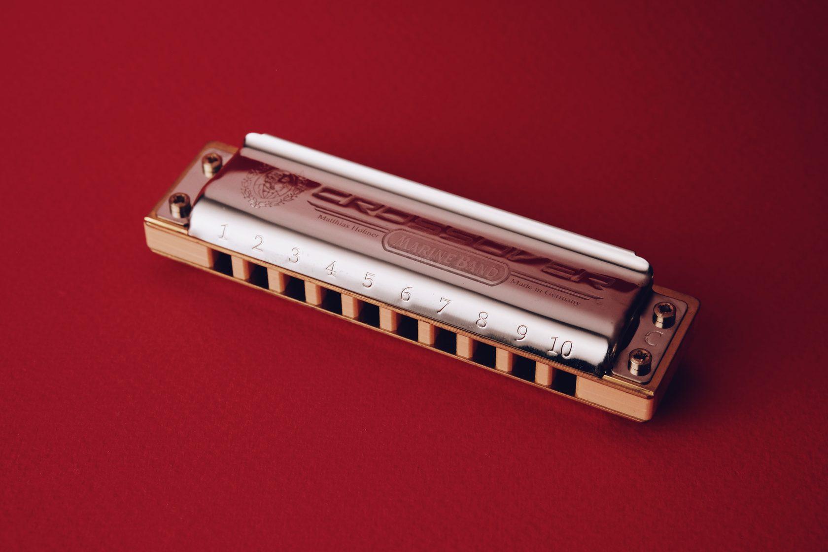 Губная гармоника Hohner Marine Crossover, губная гармошка, диалогическая гармоника, harmonica, harp, купить в магазине Ukelovers