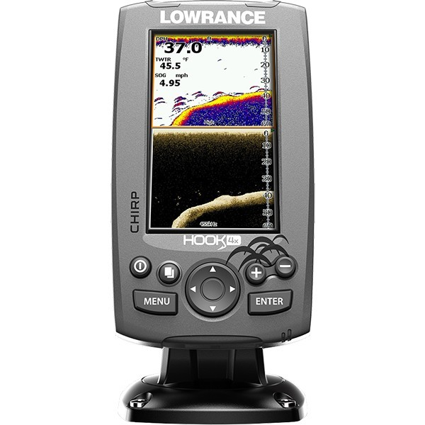 Lowrance HOOK-4x Mid High