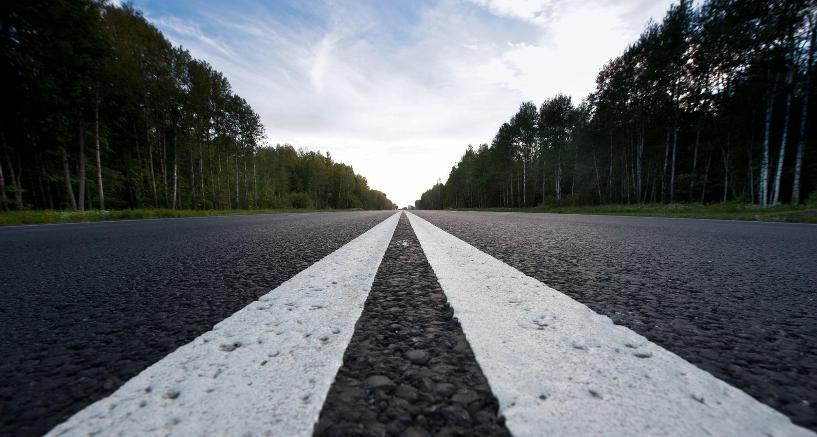 После завершения реконструкции подмосковный участок трассы М-1 «Беларусь» станет платным (фото: ГК «Автодор»)