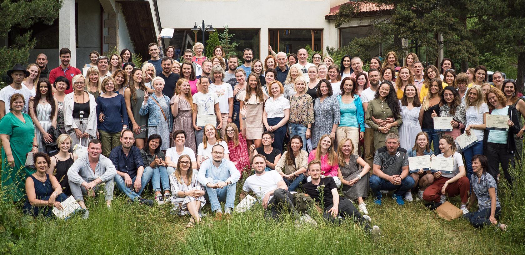 Наш VI ежегодный Международный Интенсив ICTA по коучингу, Эннеаграмме, НЛП, тренерству: июнь 2019