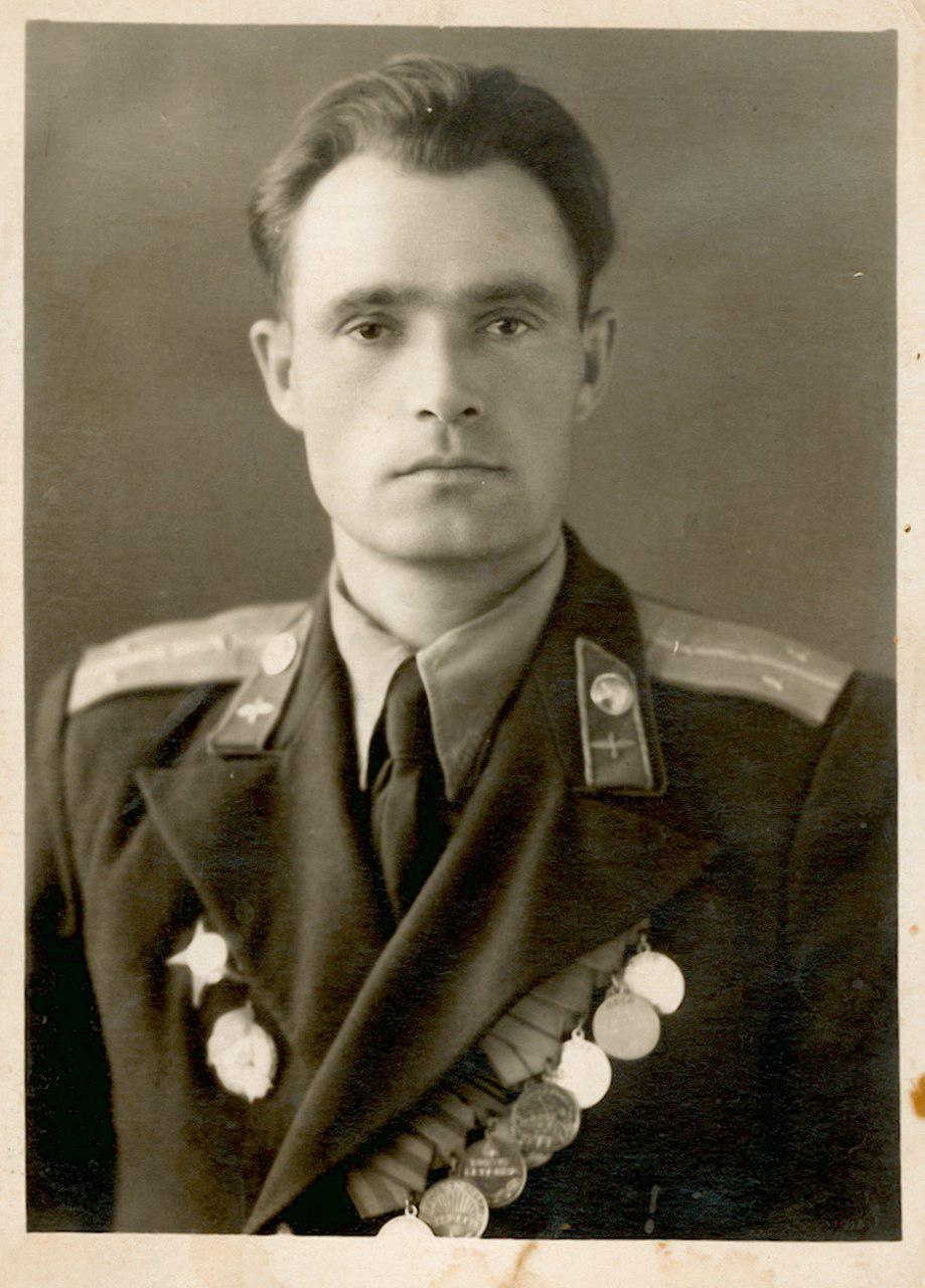 Валентин Иванович Сапрыкин
