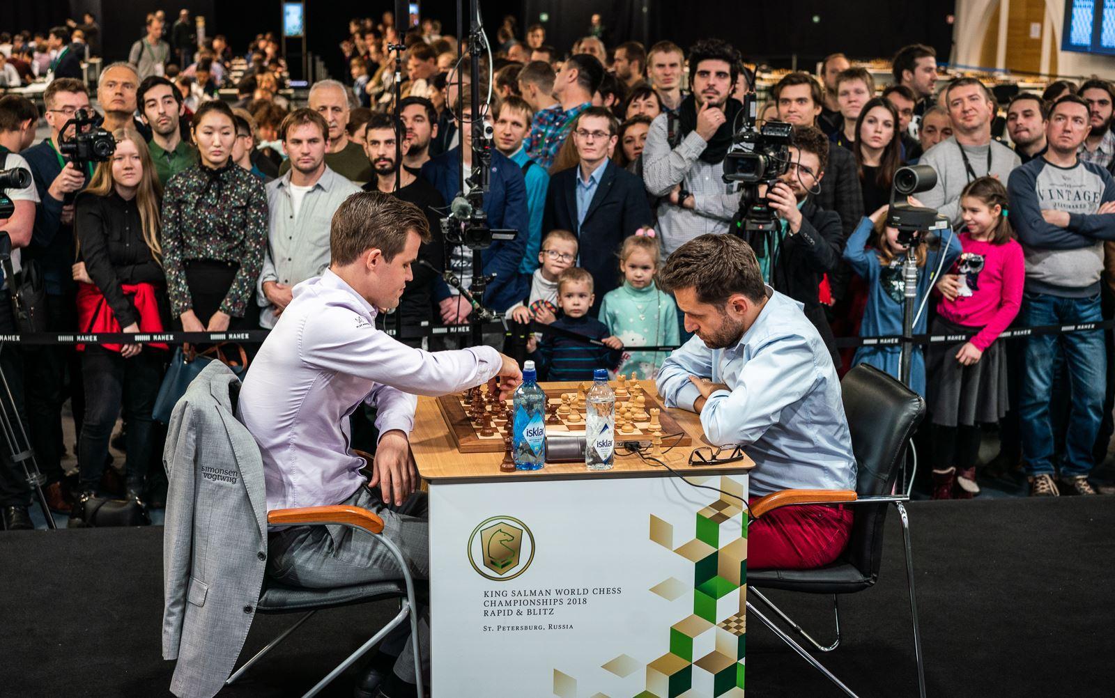 King Salman World Rapid and Blitz Chess Championship 2018