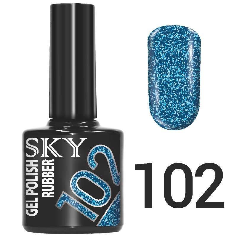 Sky gel №102