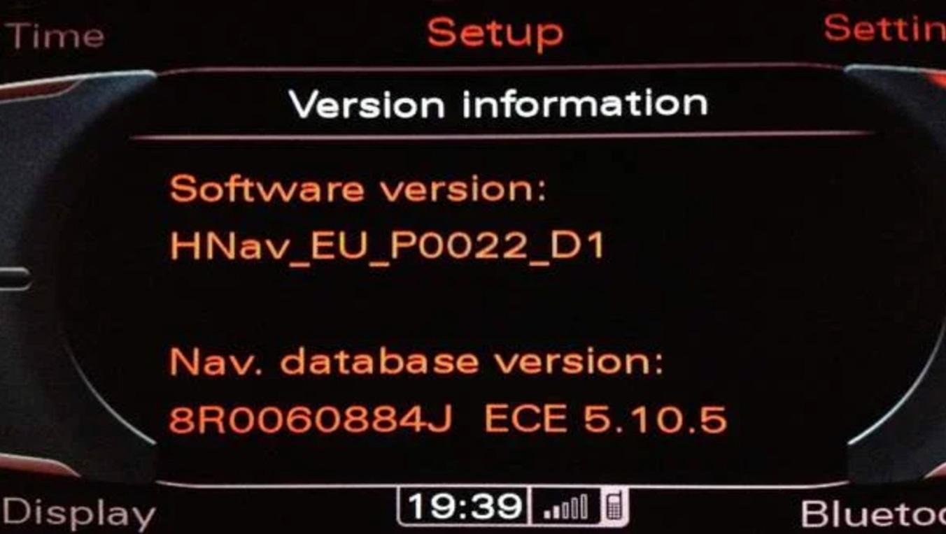 audi,MMI, MMI3G, 3G+, system, radio, head, unit, screen, lcd, menu, software, version, update, how to, install