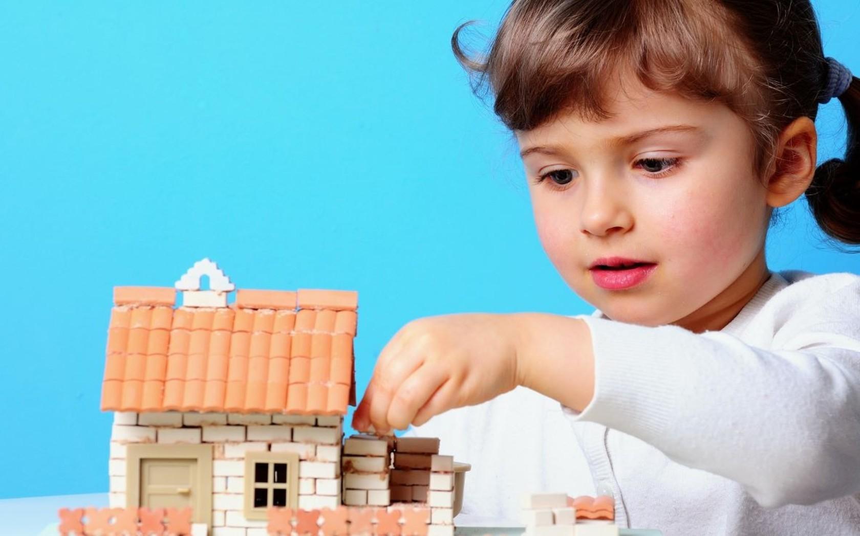 Как оформить недвижимость на ребенка
