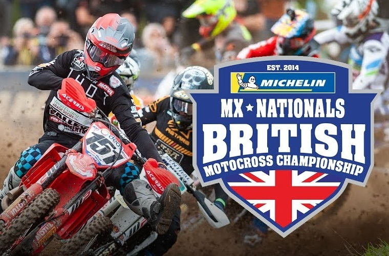 Календарь британской серии MX Nationals UK 2021