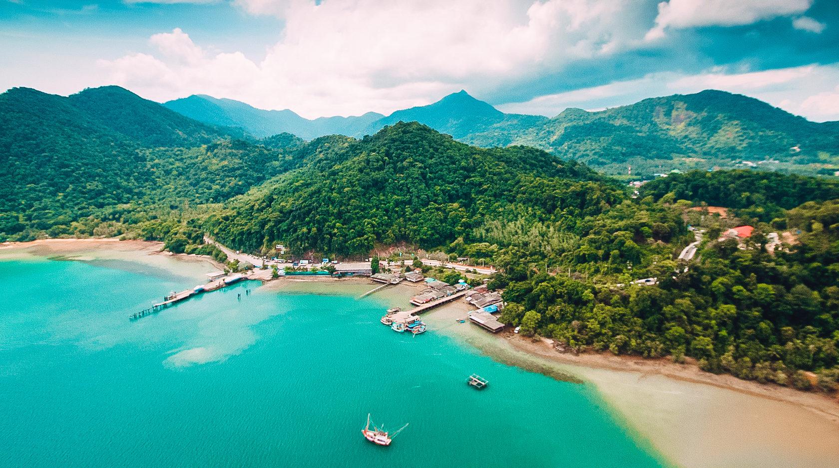 ко чанг таиланд картинки горы этого термина
