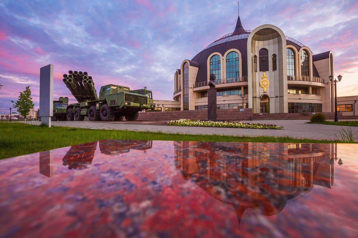 Музей оружия Тула
