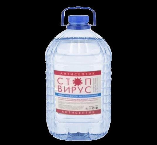 Дезинфицирующее средство анолит нейтральный (АНК) 5 л