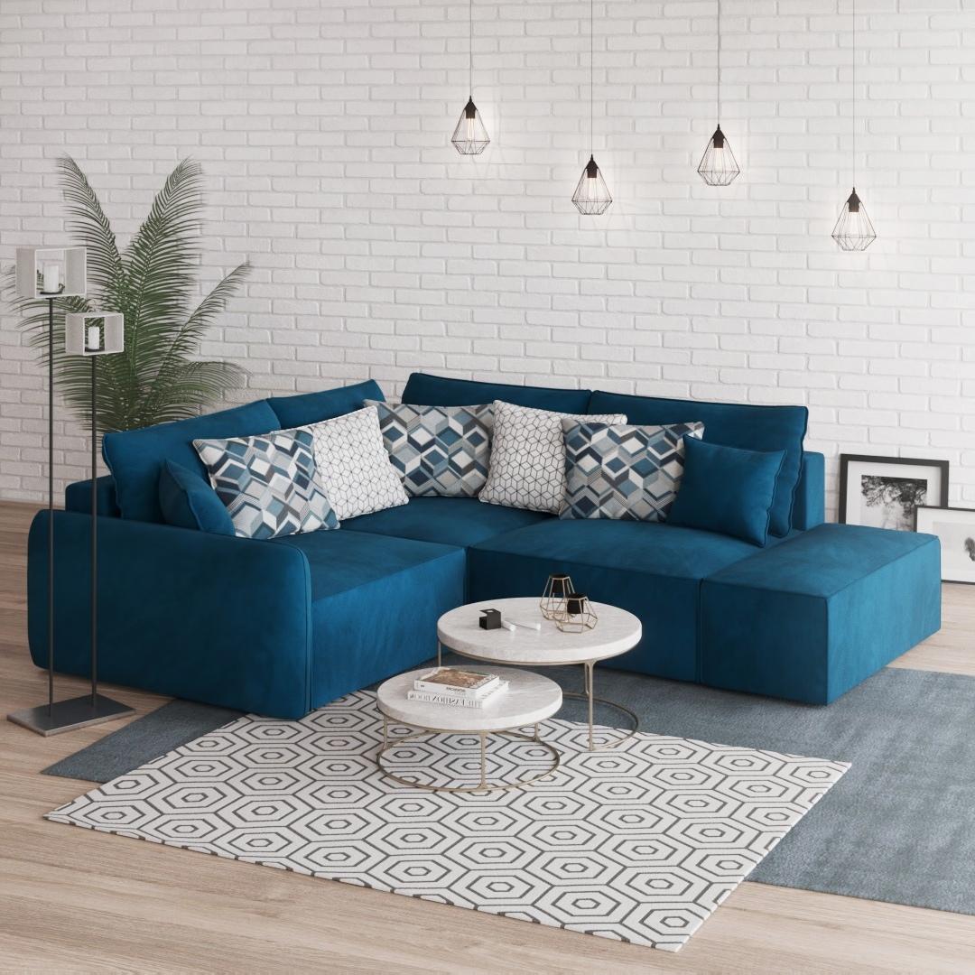 Модульный диван-кровать Портленд с механизмом еврокнижка