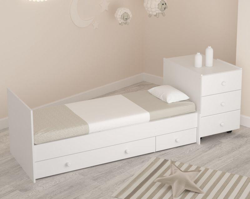 кроватка детская россия