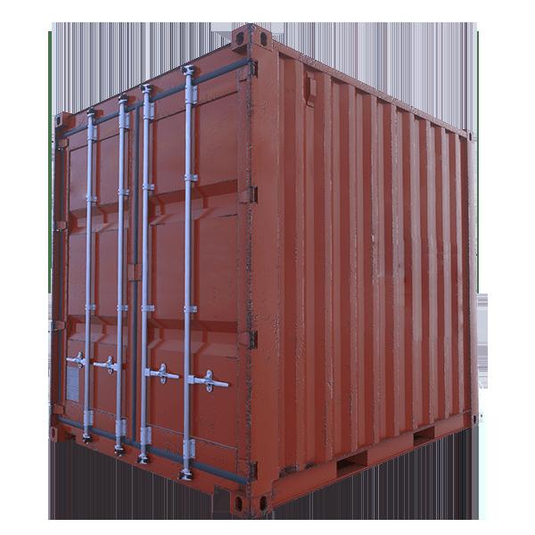Б/У контейнер 10 футов высокий