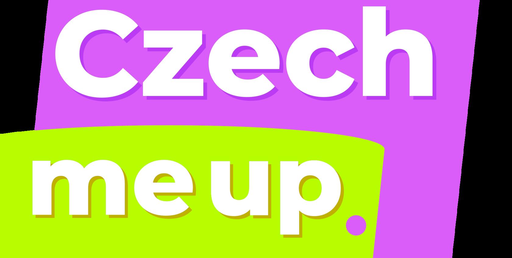 Логотип Czech me up