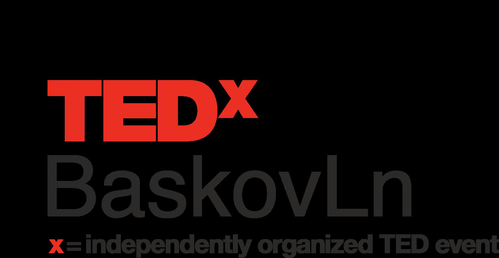 TEDxBaskovLn