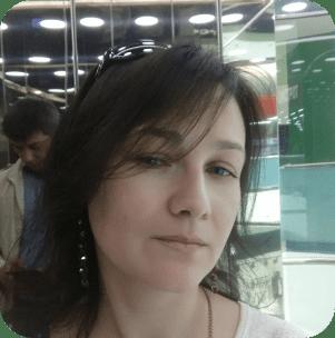 Ольга Клиндюк, мама