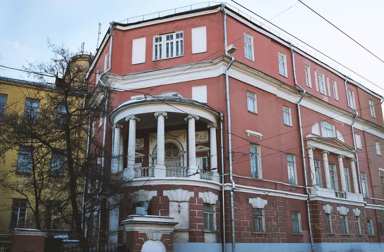 Дом Брюса особняк Мусина-Пушкина