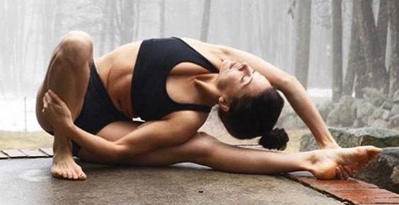 Людмила Забалканская йога