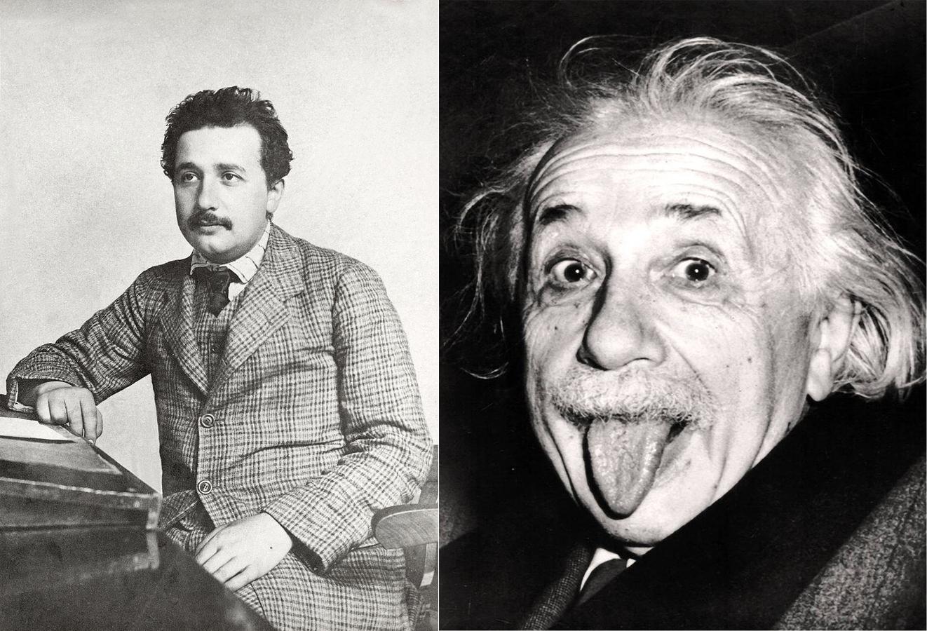 выбирают крупные фото на фоне эйнштейна обо всем
