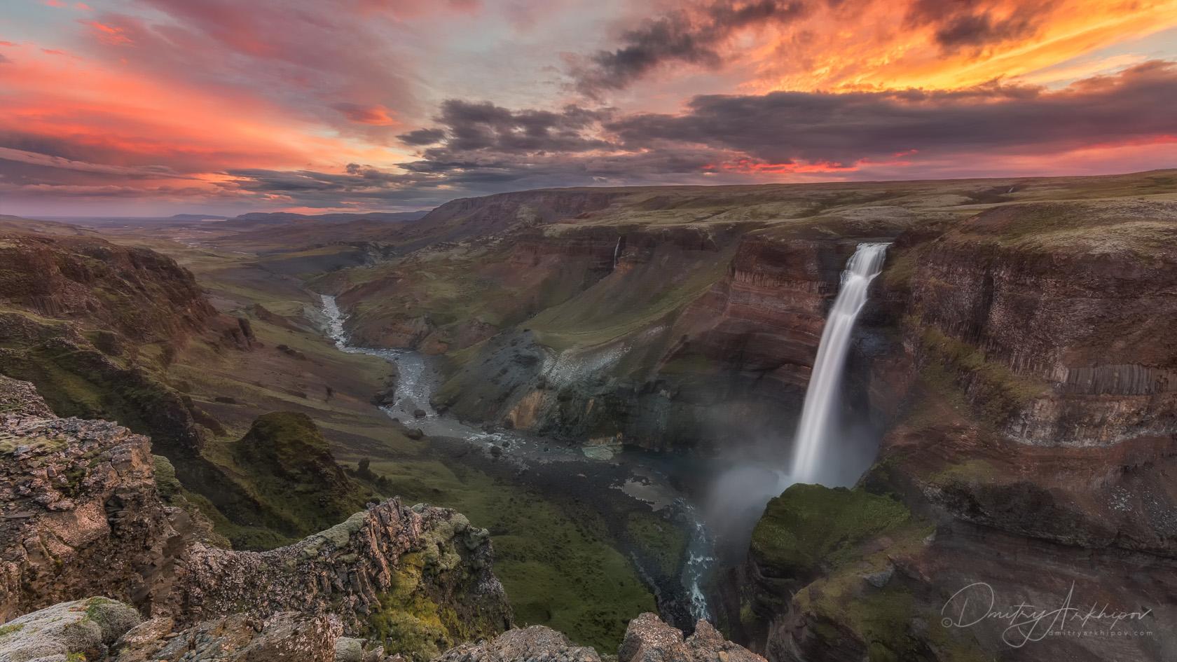 Icelandic photo trip. Landscape photography