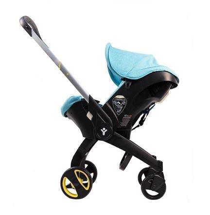 Автолюлька коляска FooFoo Vinng 4в1 в прогулочном режиме
