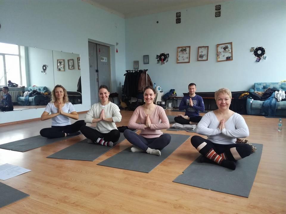 ТОП студий йоги в Киеве