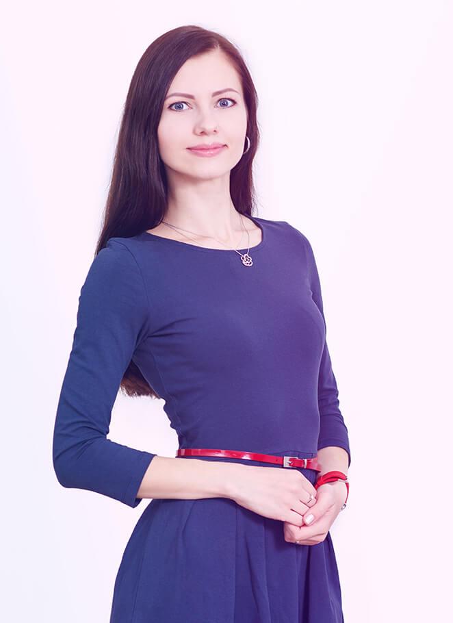 Людмила Балик психолог центра марка бартона