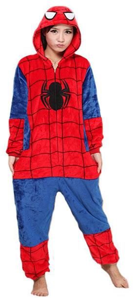 Пижама Кигуруми  Человек-Паук (SpiderMan) ad29c4006591e
