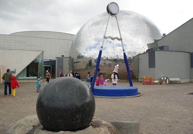 """Музей """"Эврика"""" в Хельсинки, куда сходить в Хельсинки на выходных"""